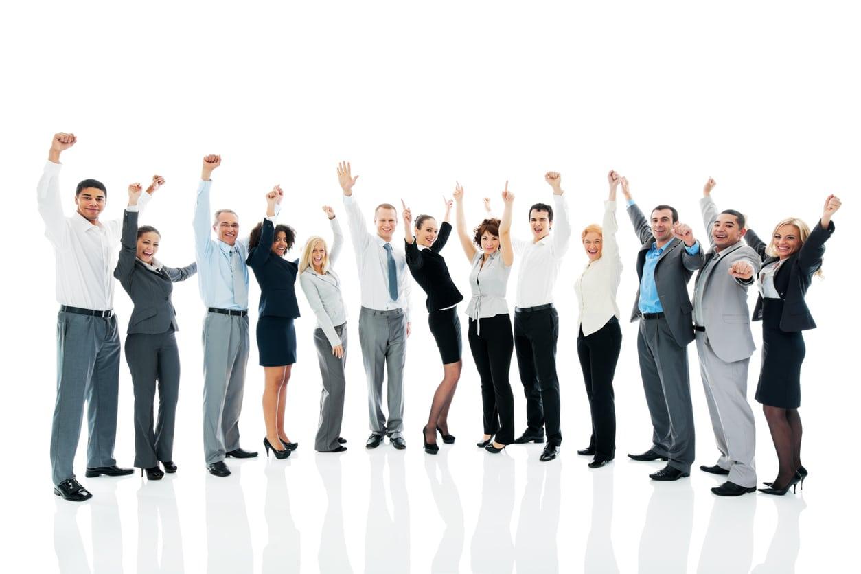 Celebrating New Jobs