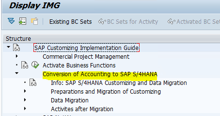 Prepare your SAP ECC System for SAP S/4 HANA Conversion - FI-AA