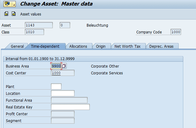 SAP Blog: SAP S/4HANA Profit Center Accounting