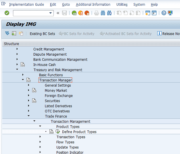 BLOG: SAP S/4HANA Treasury - Trade Finance - Overview and Configuration