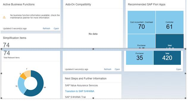 SAP Blog - SAP Readiness Check 2 0 for SAP S/4HANA Conversion - Eursap