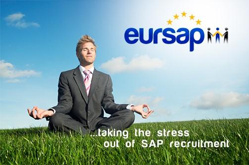 Eursap - Taking the stress our of SAP Recruitment