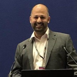Daniel Patel - SAP Recruitment Director - Eursap