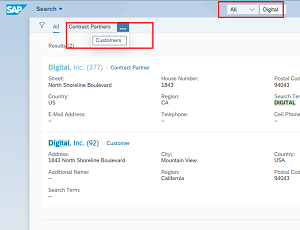 Eursap's SAP Tip Of The Week: Enterprise Search In Fiori – More Harnessing Of The Power Of HANA