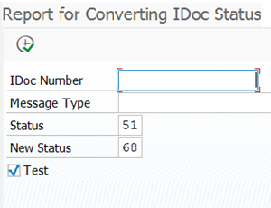 Eursap's SAP Tip Of The Week: Changing The Status Of An IDOC Without Rerunning It