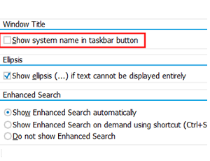 Eursap's SAP Tip Of The Week: How To Show The System Name In Your Logon Pad GUI Sessions