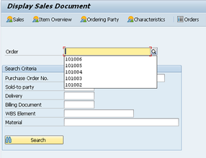 Eursap's Tip Of The Week: Change The Number Of History Entries In Your SAP GUI